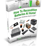 EZ Battery Reconditioning Course