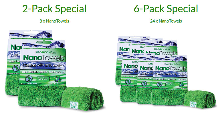 Nano Towel Reviews